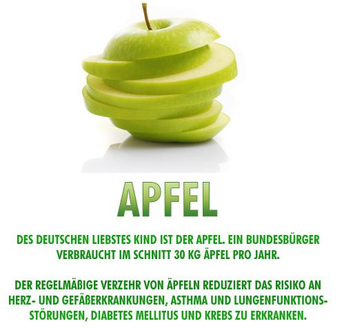 Fruteria Apfel