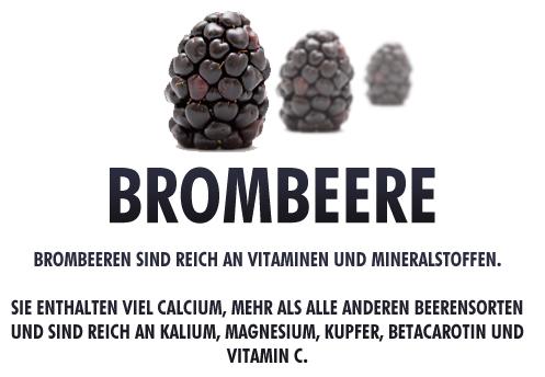 Fruteria Brombeere