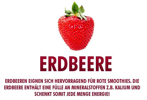 Fruteria Erdbeere