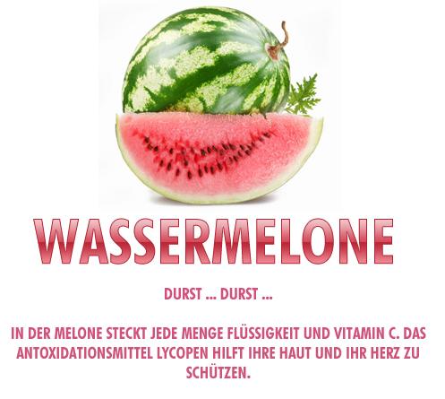 Fruteria Wassermelone