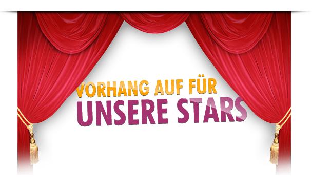 Unsere Stars